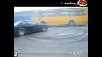 BMW e36 Coupe - Въртене На Пета