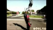 motorcycle - freestyle