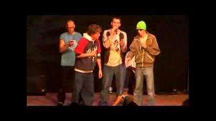 Roxorloops Vs Tom Thumb (part2) - Beatbox