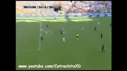 Inter Milan v Parma 2:0