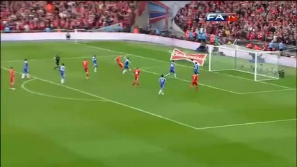 Chelsea 2-1 Liverpool Official Highlights - Fa Cup Final 5/05/12
