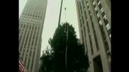 Коледното дърво пред Рокфелер център