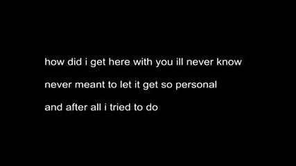 Rihana - Cry (lyrics)