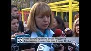 64-ата нова детска градина откри Йорданка Фандъкова, очакват се още 8 през 2015