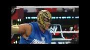 Wwe Raw 26.04.2010 ( Draft Lottery ) - Rey Mysterio s Team vs. Mvp s Team