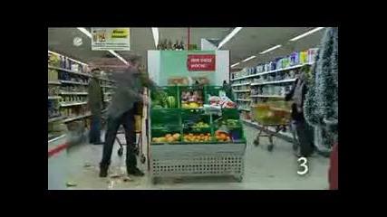 10 Неща, които не бива да правите ако сте в супермаркета - Смях