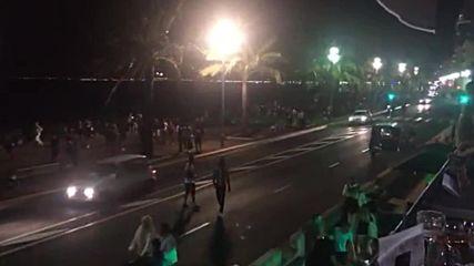 Камион се вряза в хиляди в Ница, над 80 убити