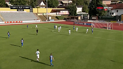 Левски - Зенит 0:0 /първо полувреме/