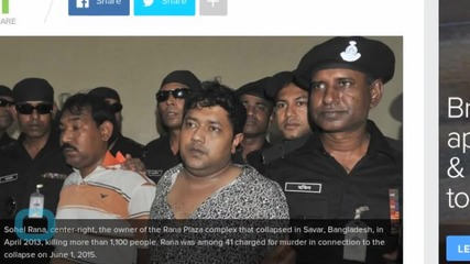 More Than 40 People Charged With Murder in 2013 Bangladesh Garment Factory Collapse