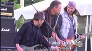 Grand Funk Railroad - Footstompin' Music - Rock/ Ribs, Augusta, N J 6/28/14