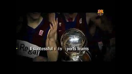 Barcelona - Mes Que Un Club