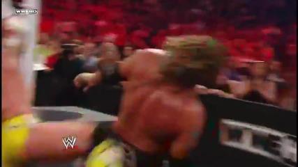 Triple H Vs. Cm Punk - Night Of Champions 2011 - Highlights Hd