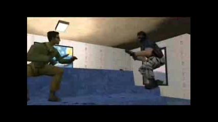 Мамка му, Спря Кабелната - Counter Strike