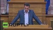 Greece: Tsipras slams creditors' grip on Greek citizens as bid to 'humiliate' Syriza