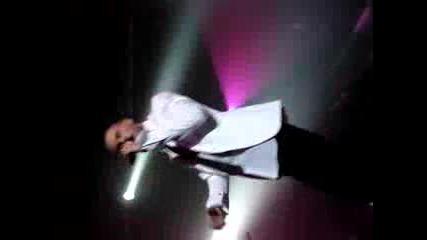 Matt Pokora - Don`t Give My Love Away - Catch Me Tour