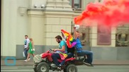 Ukraine's President Supports Pride Parade in Kiev