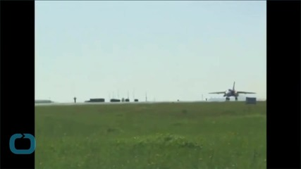 Russian Planes Fly Near US Warship