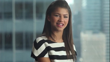 Zendaya - Being Shy (vevo Lift)_ Brought To You By Mcdonald's