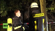 Germany: Arson attack hits Hamburg refugee centre, 14 residential containers devastated