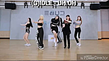 Kpop random dance challenge 2019 Hard Ver mirrored