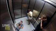 Убийство в асансьора .. Страшна скрита камера