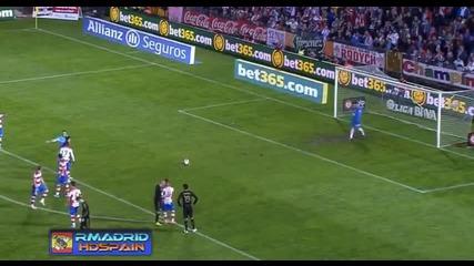 Гранада 1-2 Реал Мадрид 05.05.2012 Ла Лига