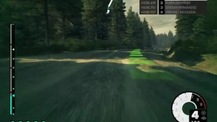 Dirt 3 Peugeot 207