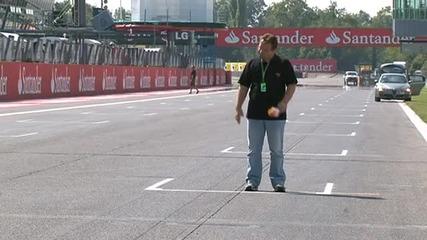 F1: Малко фал дубли с Траян Сарафов, Formula 1 2010