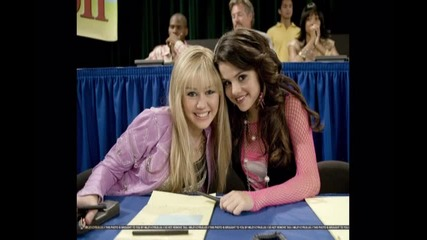 Selly and Miley