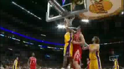 Kobe Bryant: Top 10 Plays from 2009