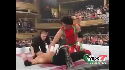 Ecw One Night Stand 2006 - Team F.b.i vs Super Crazy & Tajiri