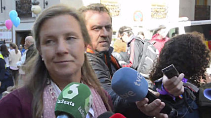 Spain: Hundreds hit Madrid to denounce 'lies of rancid, supremacist feminism'