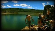 Забавно - Cliff Jumping at Green Mountain Reservoir