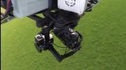 Тестов полен на дрон Dji S900