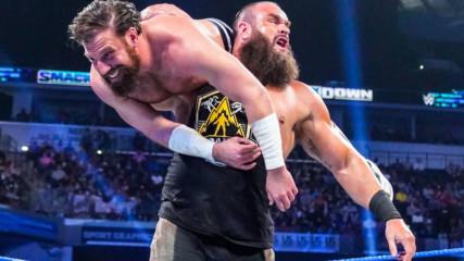 Braun Strowman vs. Drew Gulak: SmackDown, Oct. 18, 2019