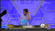 National Spelling Bee Ends Tied for 2nd Straight Year