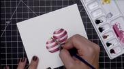 Рисуване на коледна картичка