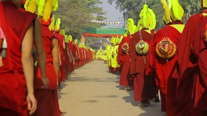 Уникалният фестивал Калачакра
