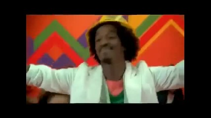 K naan feat. David Bisbal - Wavin Flag