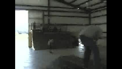 Tony Hawk - Backflip