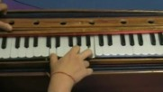 Harmonium Lesson Govinda Jaya Jaya in Chinese