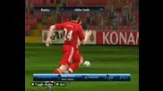 Pro Evolution Soccer 2008 Goals
