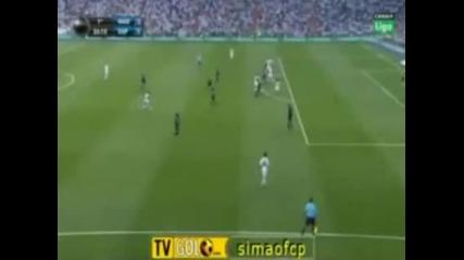 Реал (м) - Депортиво 3:2 Реал видя голям зор с Депортиво