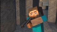 Minecraft Steve's Boomstick