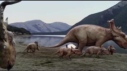 В света на динозаврите / Бг. аудио