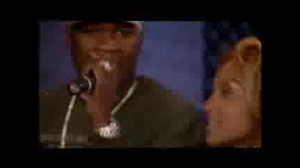 50 Cent Feat. Olivia - Candy Shop (live) 2