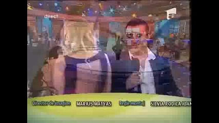 • Румънско 2011 • Arash Broken Angel Daniela Gyorfi si Liviu Guta - As lasa tot pentru tine