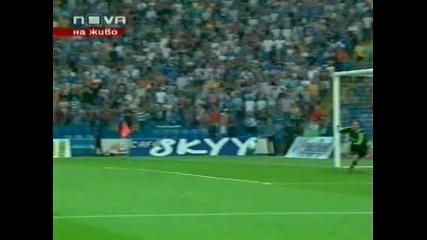 Levski - Bate Borisov 13.08.2008 0 - 1