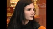 Най - умното Българско момиче дава интервю