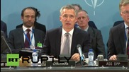 Belgium: NATO to create new HQs in E. Europe, boost response forces – Stoltenberg